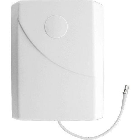 weBoost Wall Mount Indoor Panel Antenna for Cell Phone Signal Boosters with F-Female Connectors (311155)