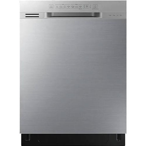 "SAMSUNG 24"" Built Under Rotary Dishwasher with Third Rack, Stainless Steel (DW80N3030US/AA) - Extreme Electronics"