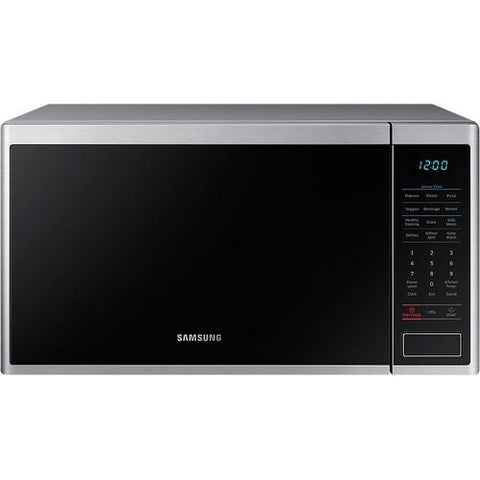 Samsung 1.4 Cu. Ft. Countertop Microwave with Sensor Cooking - Stainless Steel (MS14K6000AS) - Extreme Electronics
