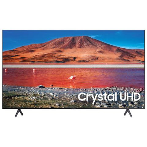"SAMSUNG 50"" TU7000 4K Smart TV with Crystal UHD, HDR, and 120 Motion Rate (UN50TU7000) - Extreme Electronics"