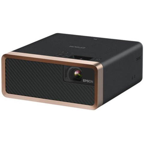 EPSON EF-100 Mini-Laser Streaming Projector with Android TV, Black (EF100B) - Extreme Electronics