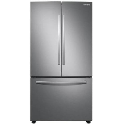 Samsung 28.2 Cu. Ft. French Door Refrigerator with All-Around Cooling (RF28T5A01SR/AA) - Extreme Electronics