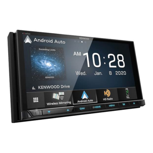 "KENWOOD Excelon 6.8"" Mechless Touchscreen Multimedia Receiver (DDX9907XR) - Extreme Electronics"