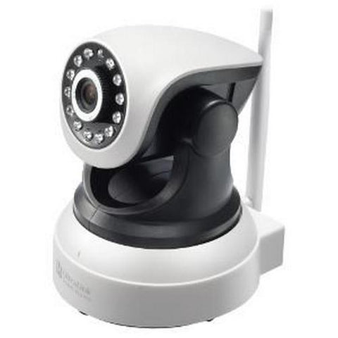 Ultralink Smart Home Hi-Definition 360 Degree Pan & Tilt Camera with Wifi Connectivity (USHWC)