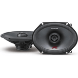 "ALPINE R-Series 6""x 8"" 2-Way Car Speakers, Pair  (RS68) - Extreme Electronics"