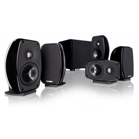 Paradigm CINEMA 100 CT 5.1 Home Theatre Speaker Package - Extreme Electronics