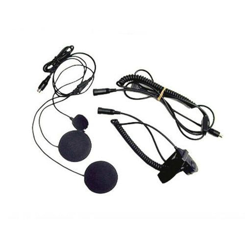MIDLAND Closed Face Helmet Headset Kit - Extreme Electronics