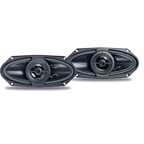 "Kenwood 4""X10"" 2-Way Speakers-PAIR (KFC-415C)"