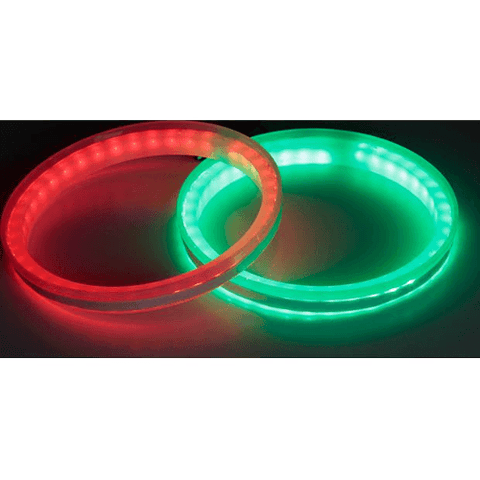 "Wet Sounds 10"" REV10 RGB Light Rings, PAIR (LEDKITREV10RGB) - Extreme Electronics"