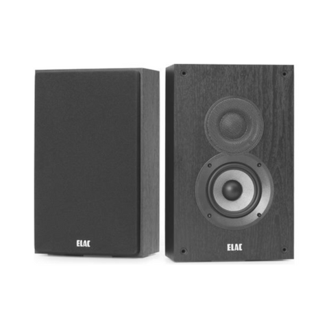 ELAC Debut 2.0 On Wall Speakers, Pair (DOW42BK) - Extreme Electronics