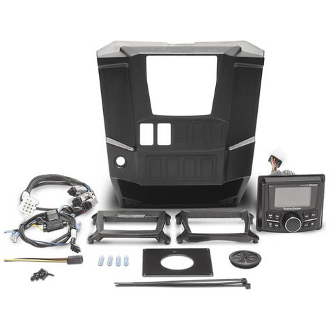 Rockford Fosgate Stage 1 audio upgrade kit for select 2015-17 Polaris Rangers (RNGR-STAGE1) - Extreme Electronics
