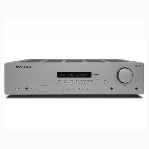 Cambridge Audio AX Series AM/FM Stereo Receiver (AXR100) - Extreme Electronics