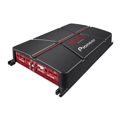PIONEER Compact 4 Channel Car Amplifier, 60 Watt RMS x 4 (GMA6704) - Extreme Electronics