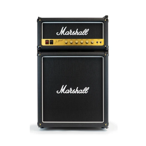 MARSHALL Black Edition 4.4 High Capacity Bar Fridge (MF110NA) - Extreme Electronics