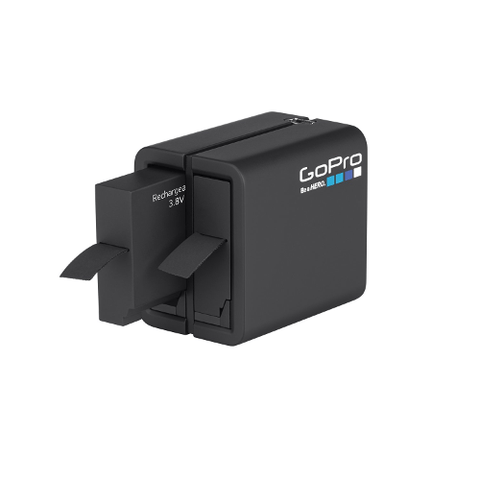GoPro  Dual Battery Charger for Hero 4 (AHBBP401) - Extreme Electronics