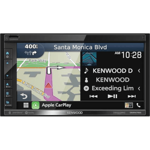 KENWOOD Digital Multimedia Navigation Receiver, DOES NOT PLAY CD'S (DNR476S) - Extreme Electronics