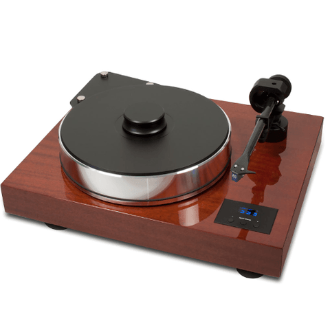 Pro-Ject Xtension 10 Evolution, Mahogany (No Cartridge) - Extreme Electronics