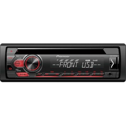 Pioneer DEH-S1200UB CD Receiver With Pioneer ARC App (DEH-S1200UB) - Extreme Electronics