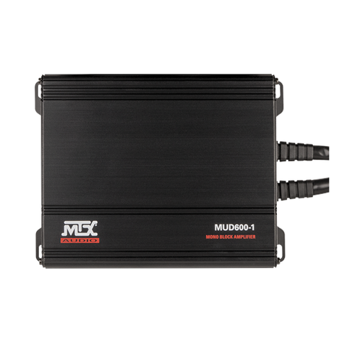 MTX AUDIO 600 Watt RMS Mono Block Powersports Amplifier (MUD6001) - Extreme Electronics