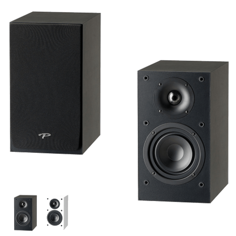 PARADIGM Monitor Atom SE Bookshelf Speakers, pair (MONITORATOMSE) - Extreme Electronics
