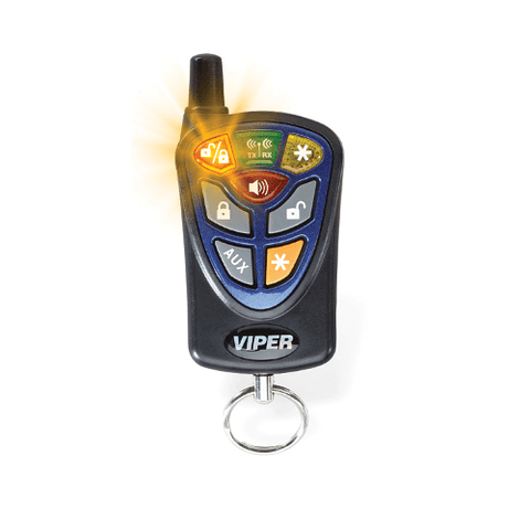 Viper LED 2 WAY Replacement Remote (488V) - Extreme Electronics - The Best for Less! Brandon, Manitoba