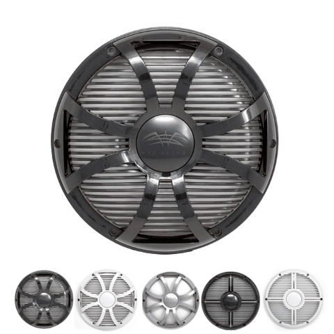 "Wet Sounds Revo 8"" Marine Grille, each (REVO8GRILLE) - Extreme Electronics"