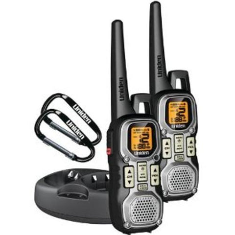UNIDEN Weather-Resistant 40 Mile Range Two Way Radios, pair (GMR40402CKHS) - Extreme Electronics