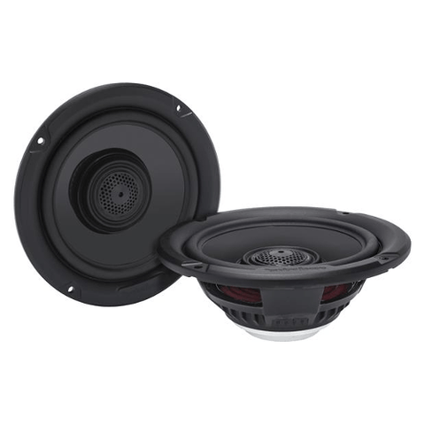 "Rockford Fosgate 6 1/2"" full-range speakers for select 14-up Harley-Davidson® motorcycles (TMS65) - Extreme Electronics"
