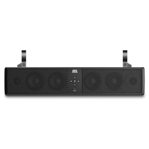 MTX AUDIO Universal 6 Speaker All Weather Sound Bar With Bluetooth  (MUD6SPBT) - Extreme Electronics