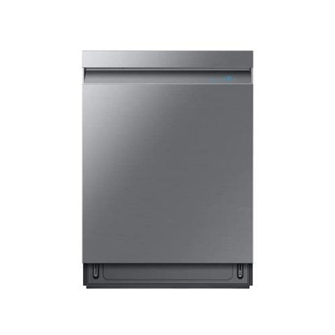 Samsung AquaBlast Dishwasher with ZoneBooster and WiFi - Stainless Steel (DW80R9950US/AC)