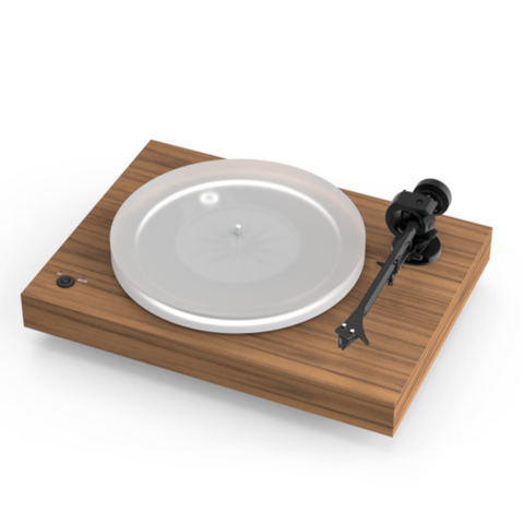 PRO-JECT X2 Turntable, Walnut with Pick it S2 Silver MM Cartridge - Extreme Electronics