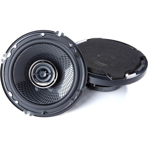 "KENWOOD 6 1/2"" 2-Way Performance Series Speakers, Pair (KFC-1696PS) - Extreme Electronics"