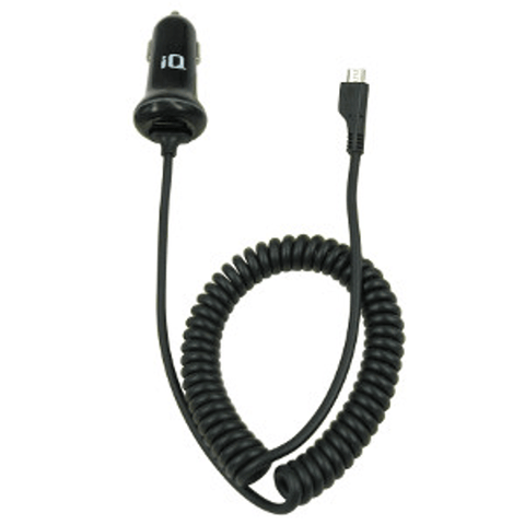 IQ 4.8A DUAL MICROUSB CAR CHARGER 2X 2,4A CHARGING PORTS - Extreme Electronics - The Best for Less! Brandon, Manitoba