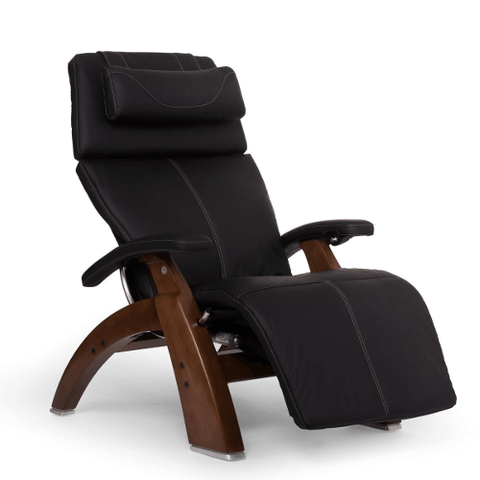 Human Touch Perfect Chair 610 with SofHyde PC Pad and  Omni Motion Classic Walnut Base - Extreme Electronics