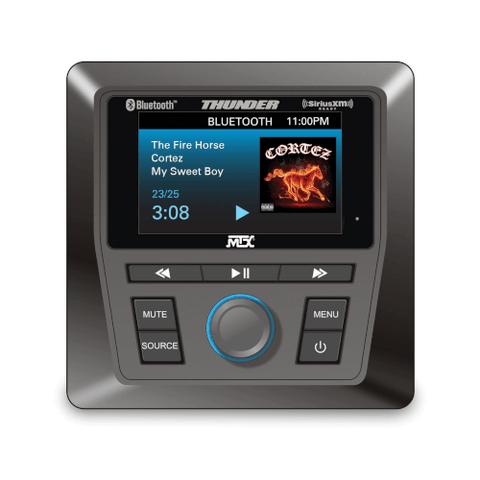 MTX Audio All-Weather Bluetooth Media Controller  (AWMC3) - Extreme Electronics