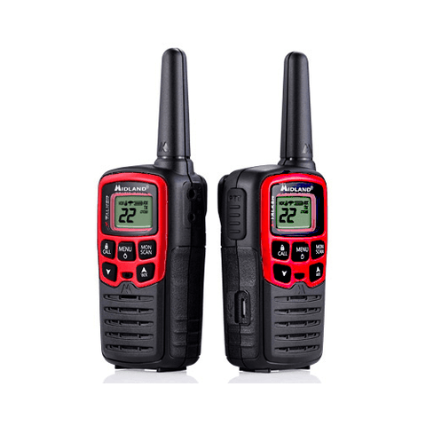 MIDLAND E+READY Two-Way Radio Kit (EX37VP) - Extreme Electronics