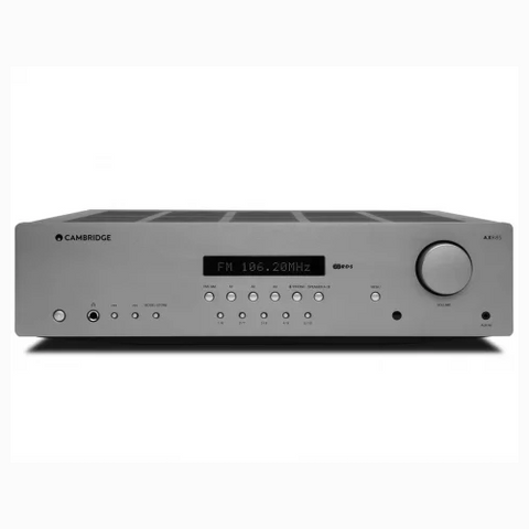 CAMBRIDGE AUDIO AX Series AM/FM Stereo Receiver (AXR85) - Extreme Electronics
