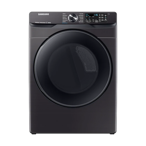 SAMSUNG 7.5 Cu. Ft. Smart Electric Dryer with Steam Sanitize+, Black Stainless Steel (DVE50R8500V/AC) - Extreme Electronics