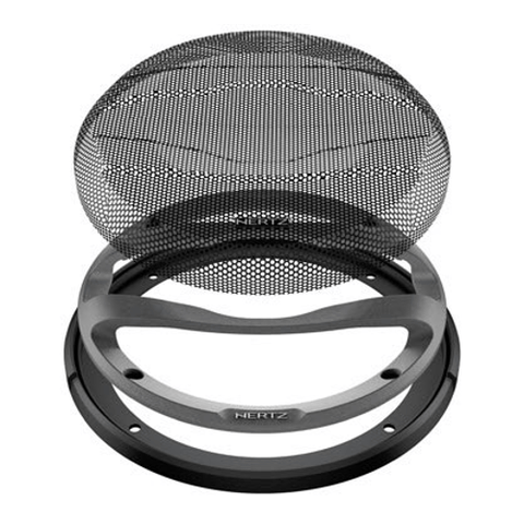 "Hertz Mille PRO 6 1/2"" Speaker Grilles, PAIR - Extreme Electronics"
