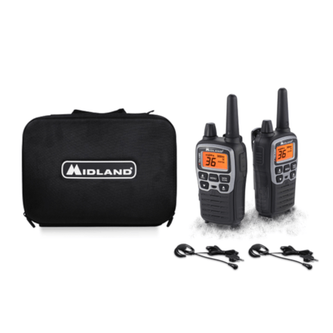 MIDLAND X-Talker Extreme Dual Pack (T77VP5) - Extreme Electronics