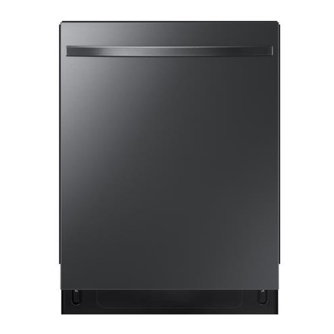 "SAMSUNG 24"" Built-In Dishwasher with Stainless Tub, Third Rack and Storm Wash, Stainless Black (DW80R5061UG/AA) - Extreme Electronics"