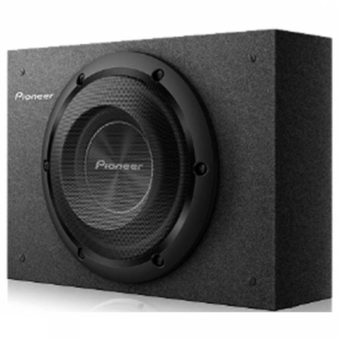 "PIONEER 8"" Shallow Mount Pre loaded Enclosure (TS-A2000LB) - Extreme Electronics"