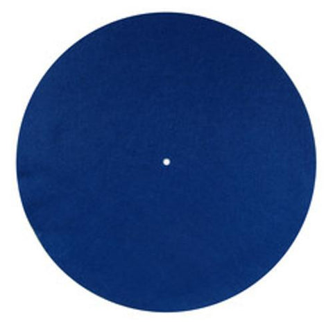Pro-Ject Felt Mat for Debut-Blue - Extreme Electronics - The Best for Less! Brandon, Manitoba