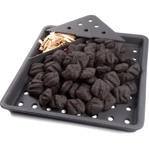 Napoleon Cast Iron Charcoal & Smoker Tray (NAP67732) - Extreme Electronics