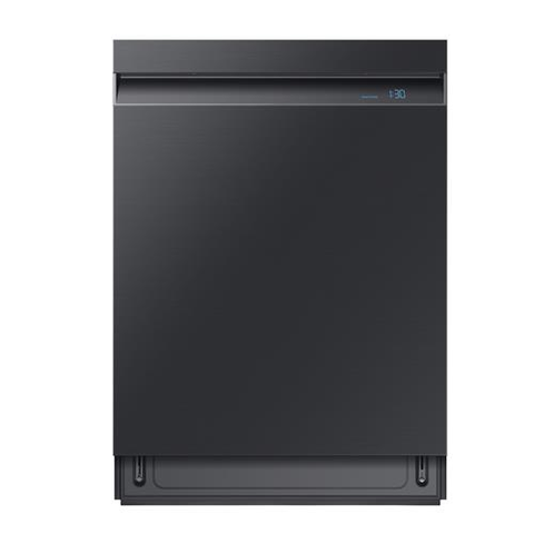 Samsung AquaBlast Dishwasher with ZoneBooster and WiFi - Black Stainless Steel (DW80R9950UG/AC)