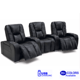 PALLISER Media Home Theater Seating - Extreme Electronics