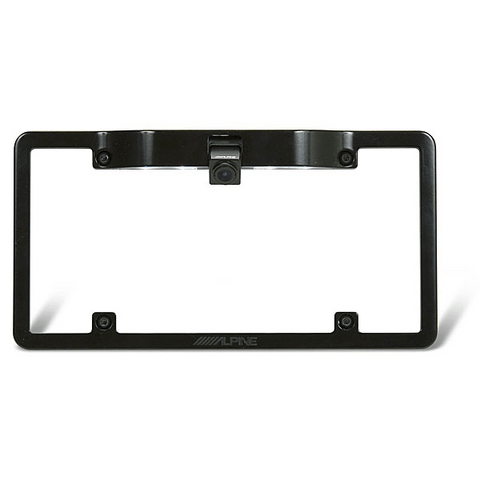 Alpine License Plate Mounting Kit For HCE-C105 Rear-View Camera (KTXC10LP) - Extreme Electronics