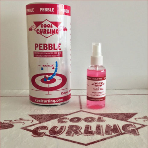 COOL CURLING Wax and Pebble Bundle (WAXPEBBLE) - Extreme Electronics