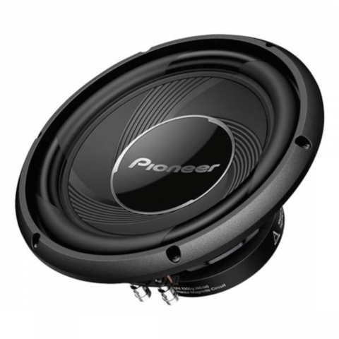 "PIONEER A-Series 10"" Component Subwoofer with IMPP Power (TSA25S4) - Extreme Electronics"