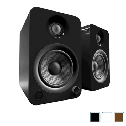 "KANTO YU4 4"" 2-Way Powered Desktop Speakers, Pair (YU4) - Extreme Electronics"